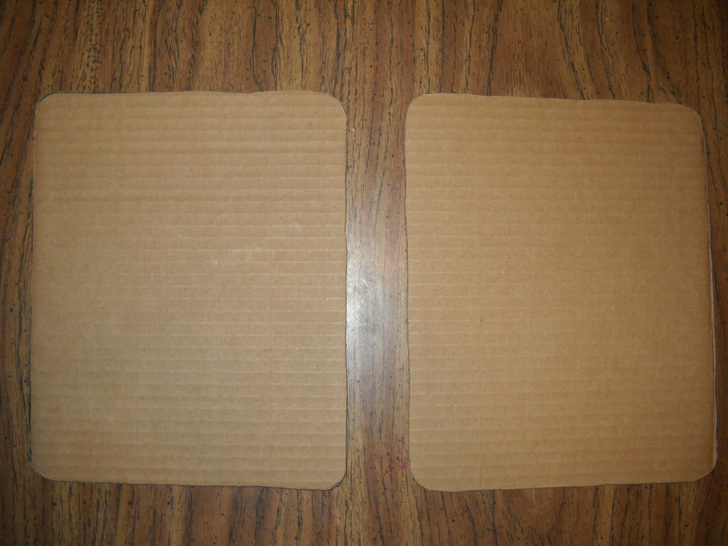 Picture of Cut Out Panels