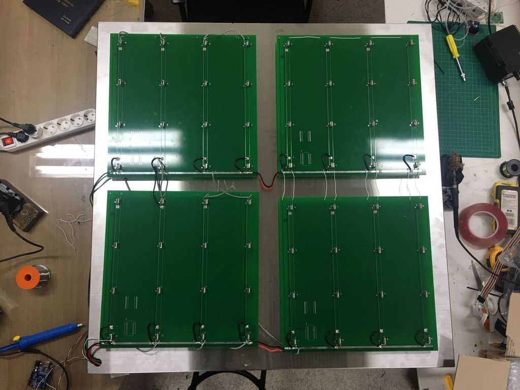 Picture of Connecting and Ordering PCB _ the Entire PCB
