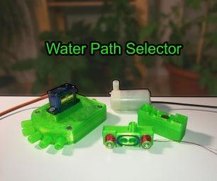 水路径选择
