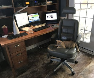Junkyard Desk Chair