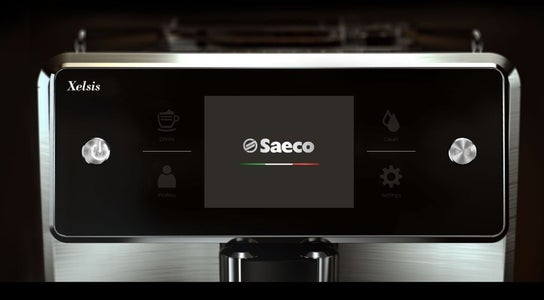 Saeco Xelsis SM76** Hidden Beverages