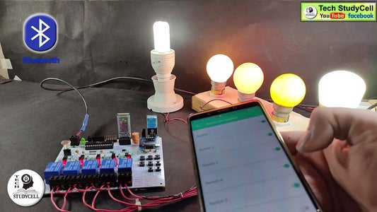 Bluetooth Controlled Mode