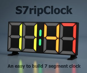 S7ripClock -基本版