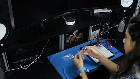 Our Making Process - Electronics