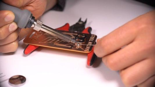 Solder Your PCB Badge