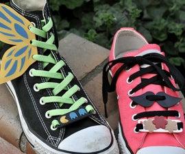 鞋带的魅力
