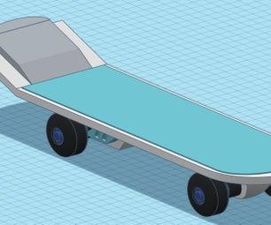 Jet skateboard