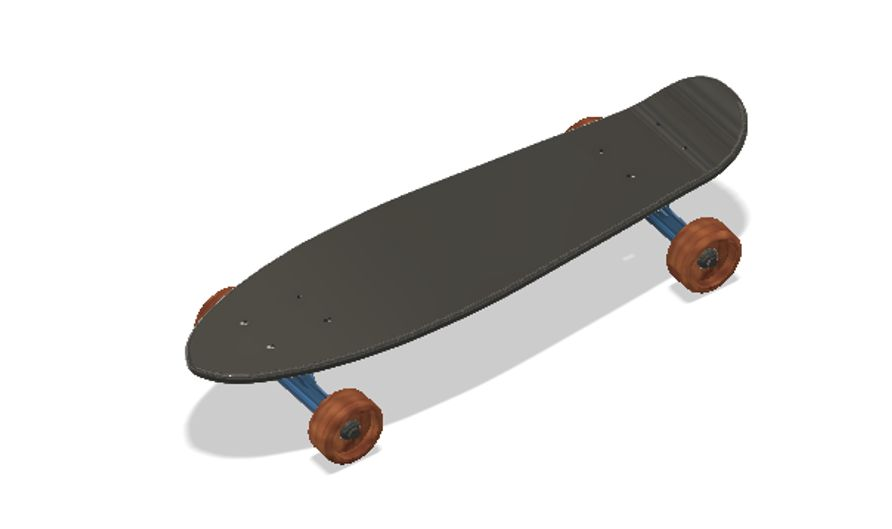 Picture of Establish a Skateboard