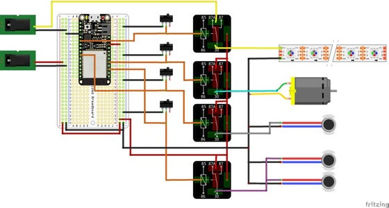 Prototype and Test Out the Control Electronics