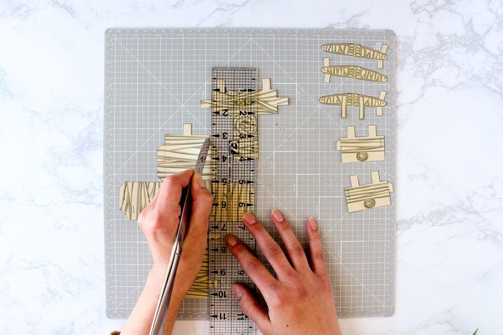 Picture of Bonus Credit: Scoring the Papercraft