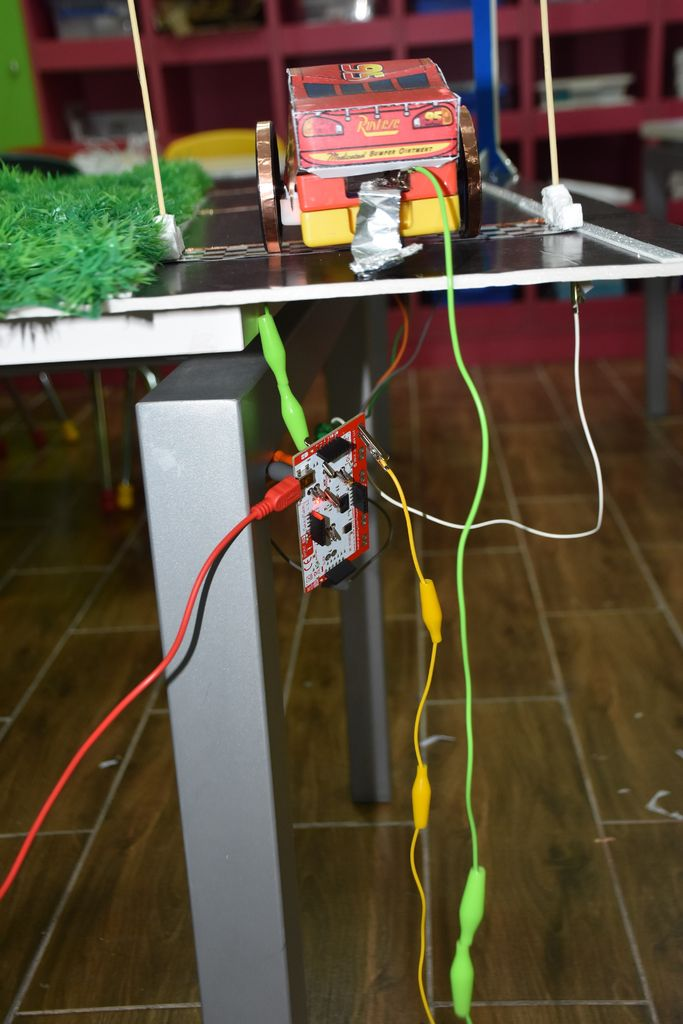 Picture of Connect to Makey Makey