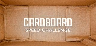 纸板速度挑战赛