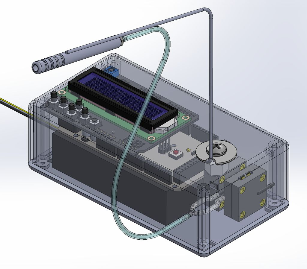 Picture of PHASE 1 IS THE SMART SIP & PUFF CONTROLLER