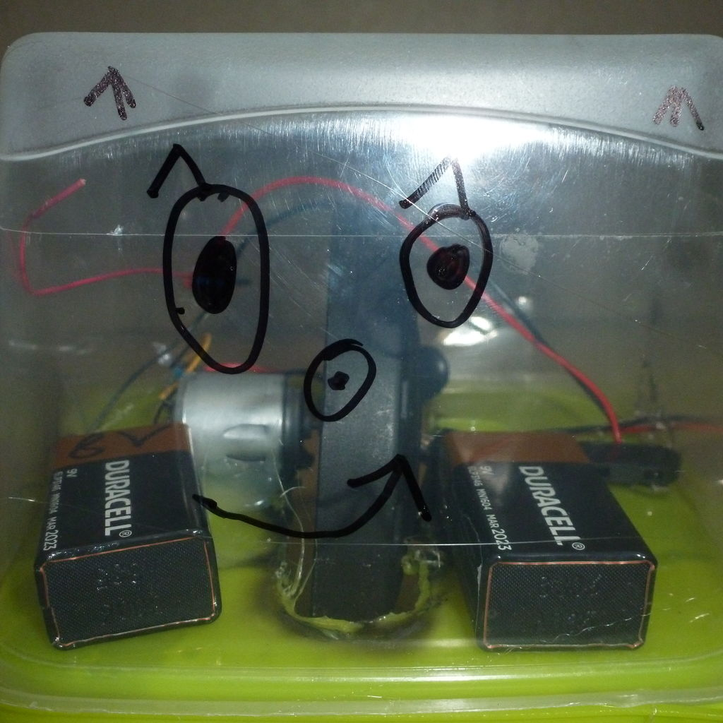 Picture of Speedor Robot