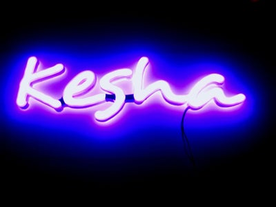 """NEON"" Led-sign"