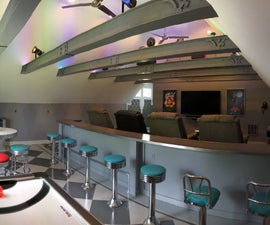 Home Theater / Diner