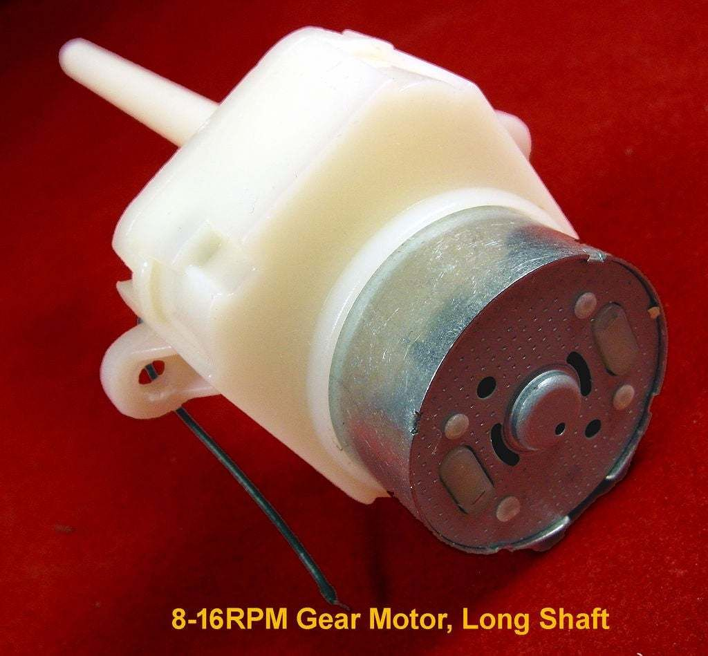 Picture of DC Gear Motors