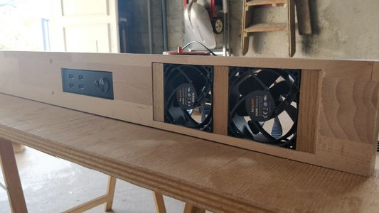 Cooling System and IO Installation