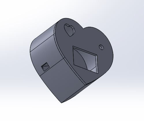Picture of CAD and Hardware Parts