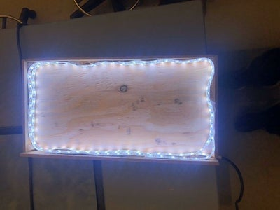 LEDs and Shelf Lip