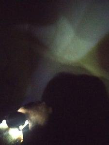 Glowing Watch