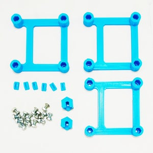 Install a Frame to Unite All Pcb