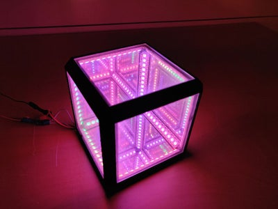 Enjoy Your Awesome Infinity Cube!!