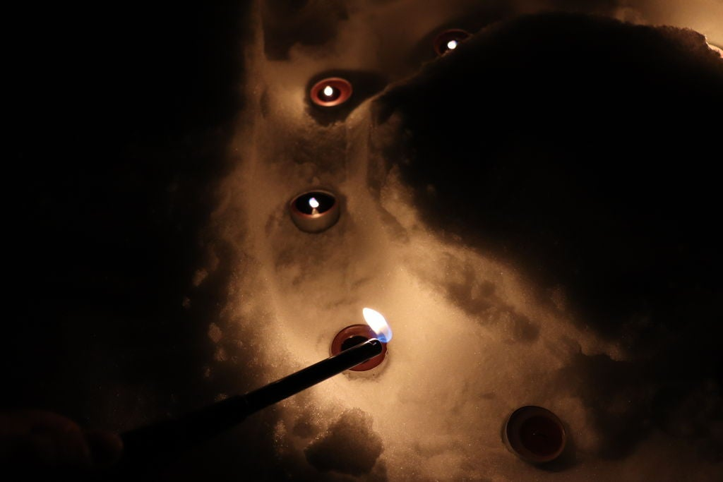 Picture of Light the Candles