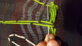 How to Thread in the Yarn