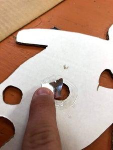 Foil Coating Your Figure Holes