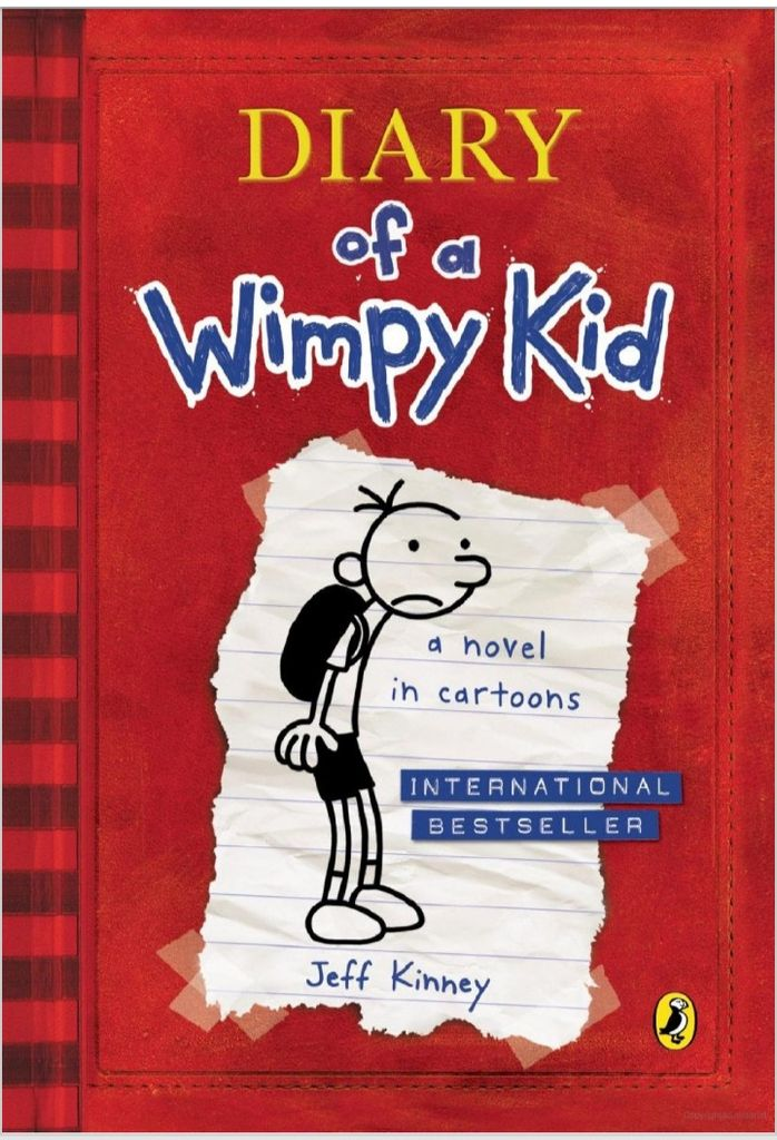 Picture of Greg Heffley From Diary of a Wimpy Kid