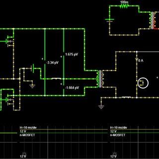 Using Falstad's Circuit Simulator