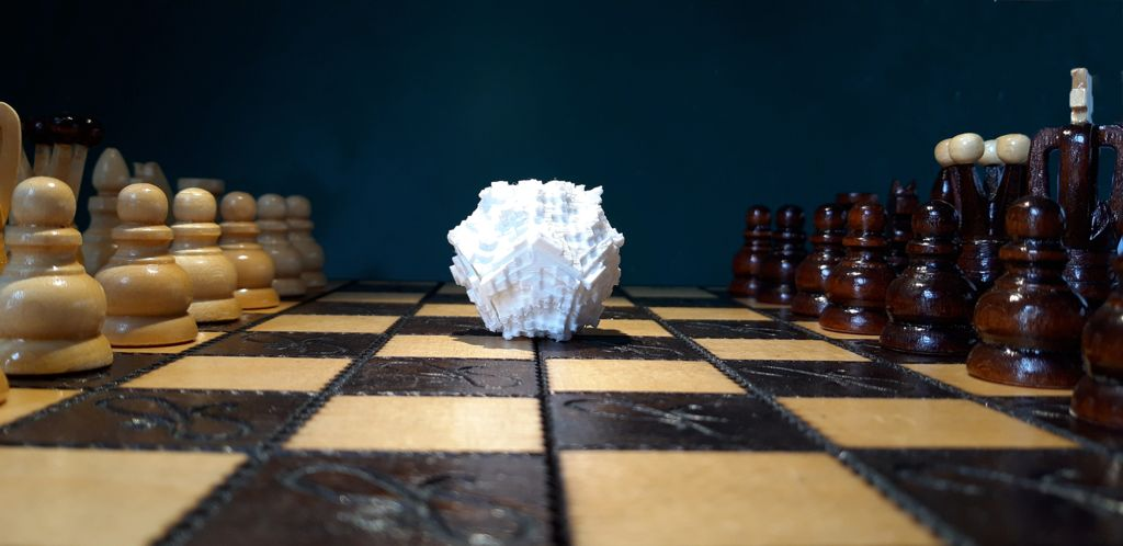 Picture of From Chess to a Decorative Figure