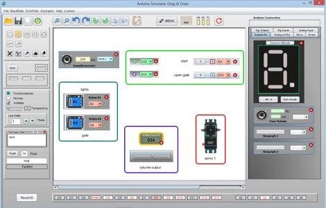 Step 5: Select the Simulator Parts