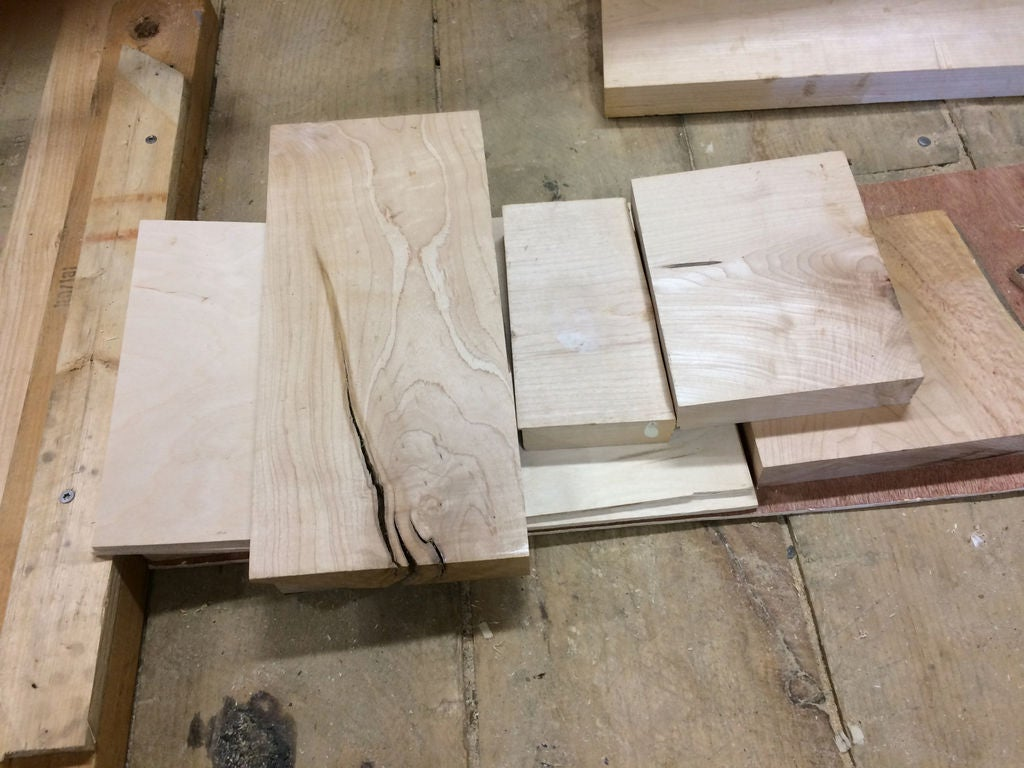 Picture of Cut the Wood and Testing the Kicktail