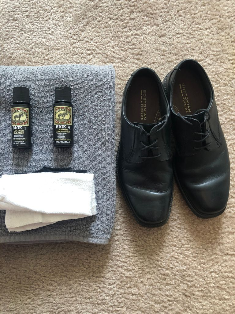 Picture of How to Clean Leather Shoes