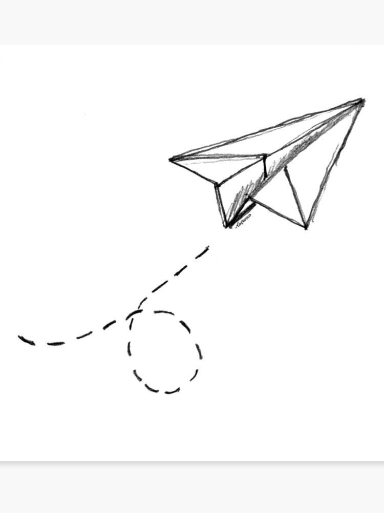 Picture of How to Make a Simple Paper Airplane