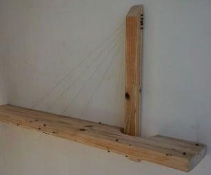 Suspended Shelf