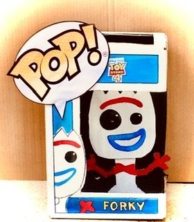 Picture of Funko POP Forky in a Box