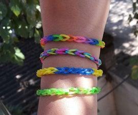 Rubber Band Bracelet / Friendship Band