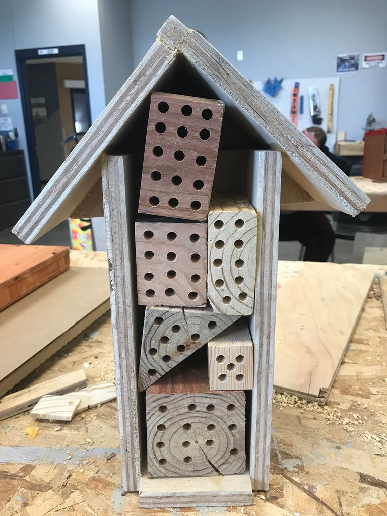 Picture of DIY Beehouse