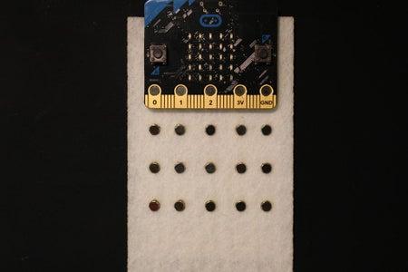 The ThreadBoard: Micro:bit E-Textile Prototyping Board