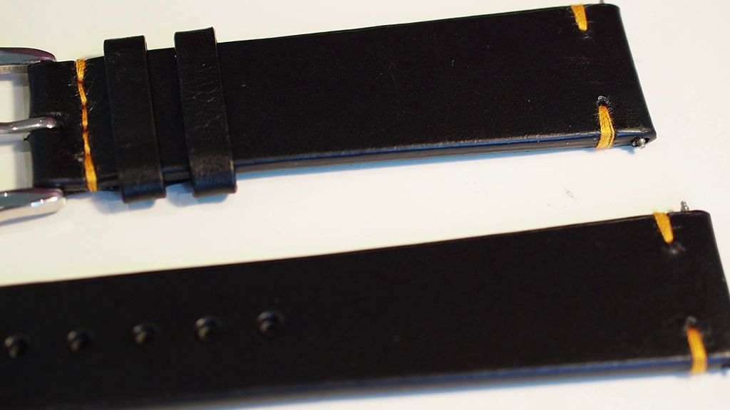 Picture of Modifications: the Strap