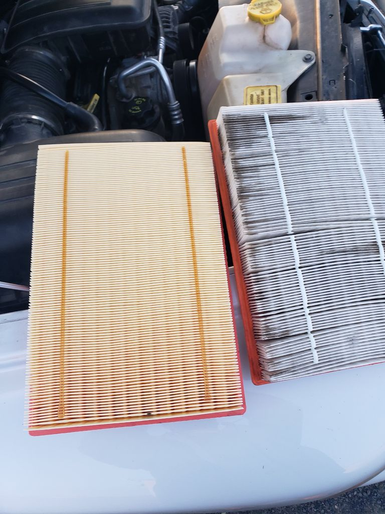Picture of Change the Air Filter