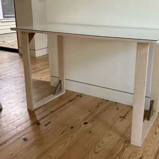 DIY Simple Modern Desk