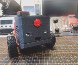 MrK Blockvader