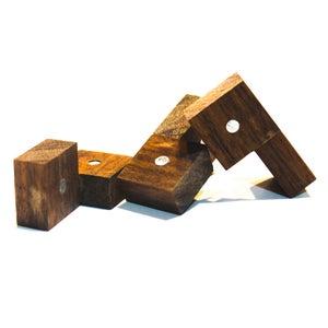 Three Cube Puzzle
