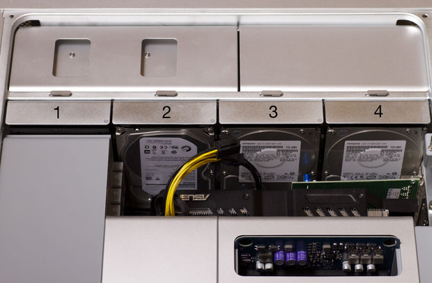 Picture of Install the Drives
