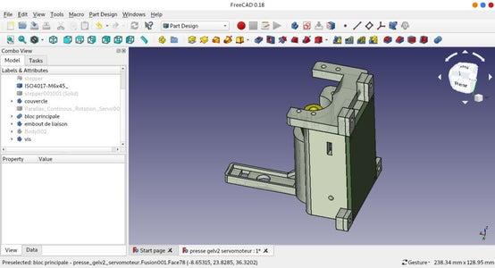 First Step 3D Design