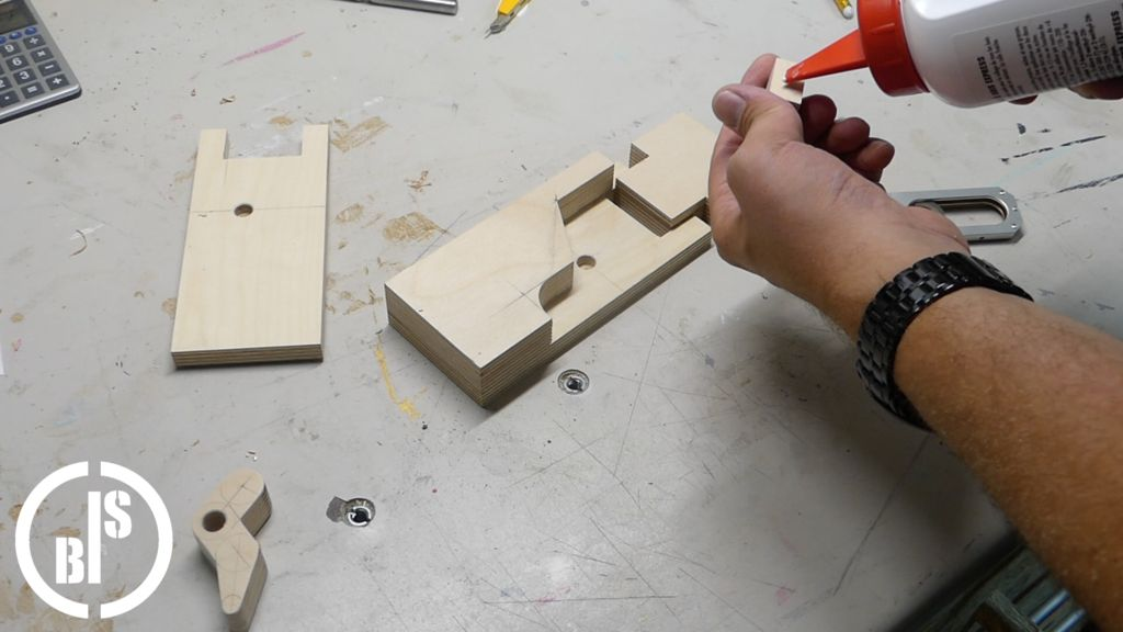 Picture of Assemble the Basic Sanding Block